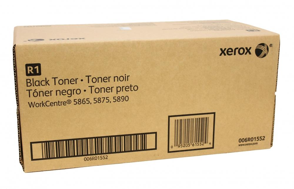 006R01552 Тонер HS (2x55K) Xerox WC 5865/5875/5890 - 1