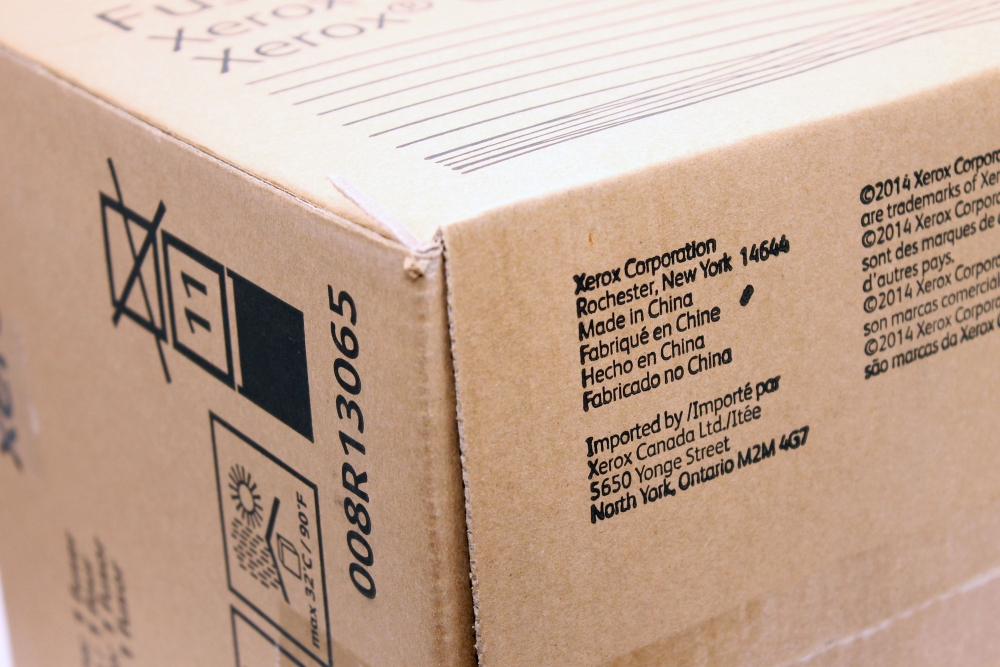 008R13065 Фьюзер Xerox 700/550/560/570/C60/C70 PrimeLink C9065/C9070 - 3