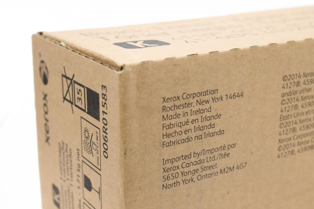 006R01583 Тонер-картридж Xerox WCP 4110/4112/4590/4595 - 2
