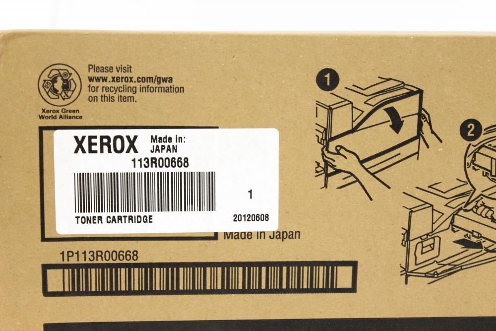113R00668 Тонер-картридж Xerox Phaser 5500 - 1