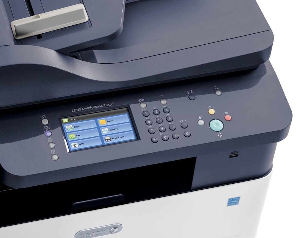 Xerox B1025DNA DADF - 1