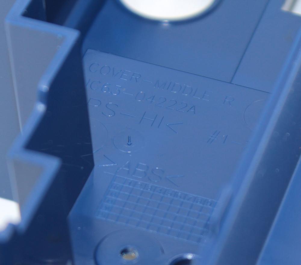 002N03158 Правая средняя крышка Xerox - 1