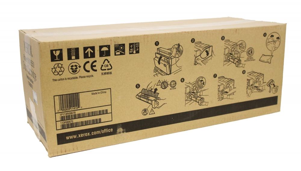 113R00670 Принт-картридж Xerox Phaser 5500/5550 - 1