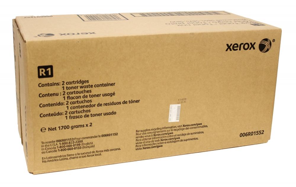 006R01552 Тонер HS (2x55K) Xerox WC 5865/5875/5890 - 2